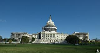 U.S. Capitol - April 1, 2016