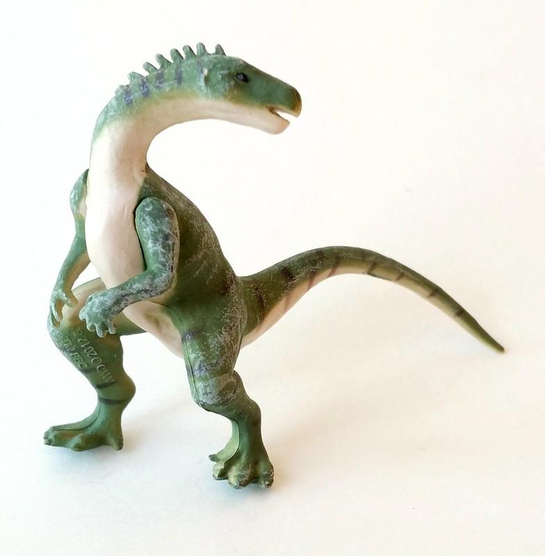 Vivid Parksosaurus