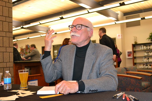 04.02.16 A Novel Affaire with Tobias Wolff