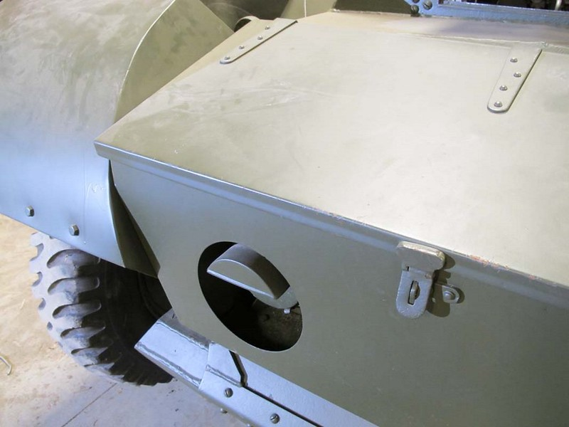Daimler Armoured Car Mk II 5