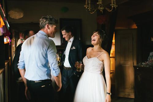 Wedding guests   by Yuliya Bahr