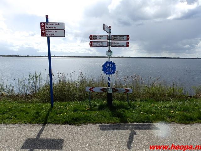 2016-04-23 Almere-Haven        26 Km  (54)