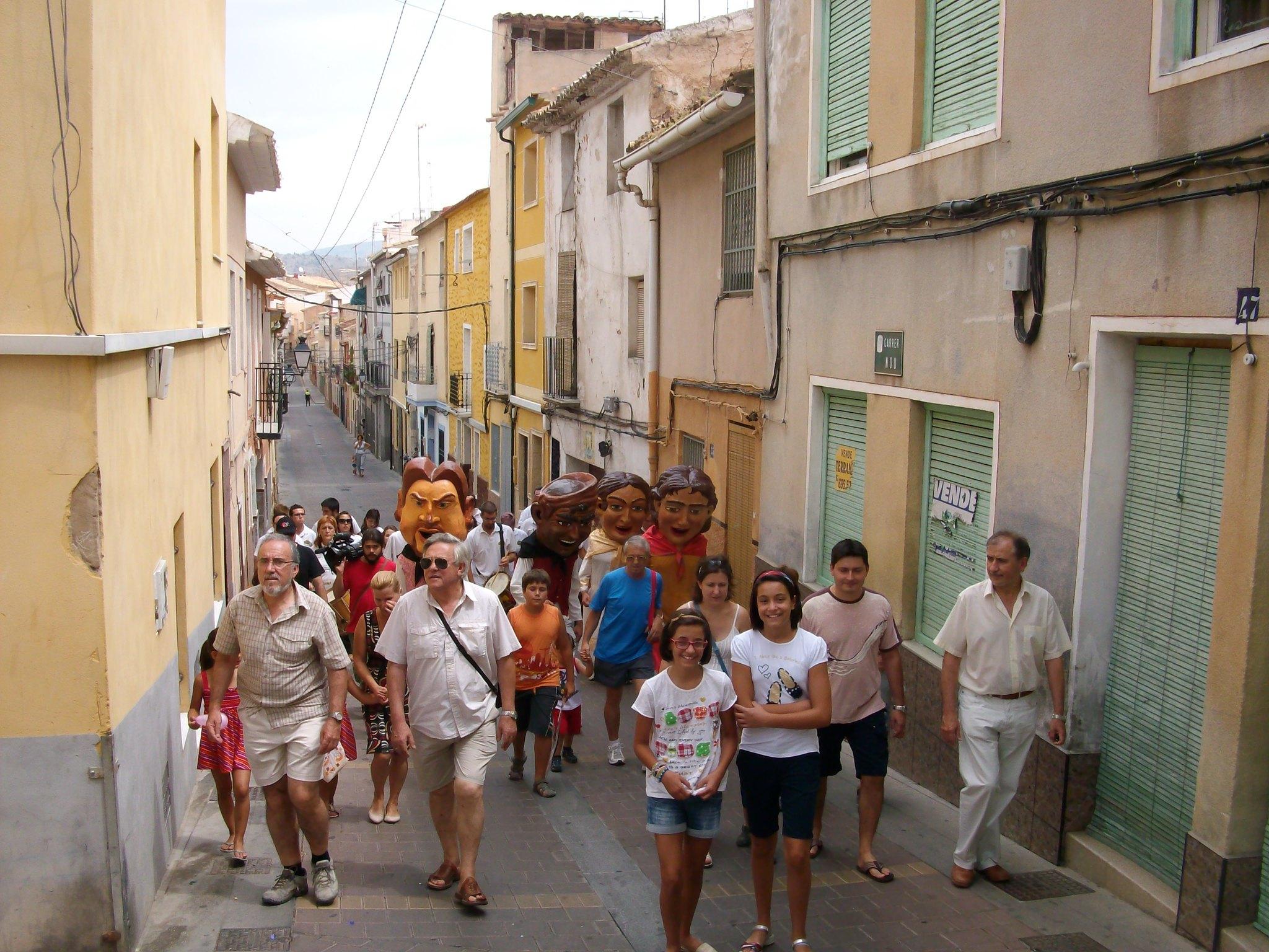 (2011-07-03) - Pasacalle Gent de Nanos -  José Vicente Romero Ripoll (22)