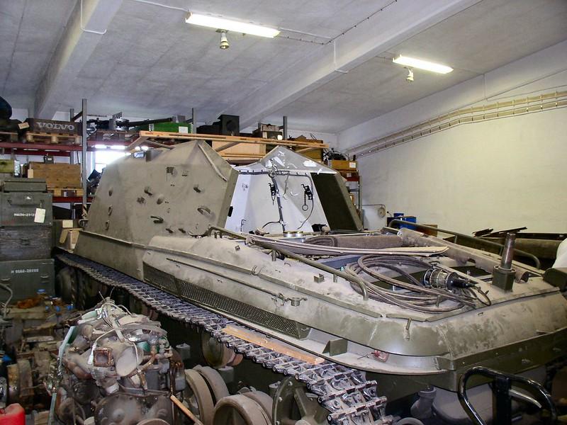 Pansarvarnskanonvagn m-43 2
