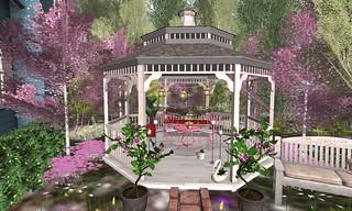 Tylar's Gazebo Feb 2016   by Hidden Gems in Second Life (Interior Designer)