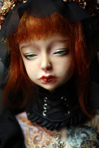 Loki faceup - Finished | by Mamzelle Follow