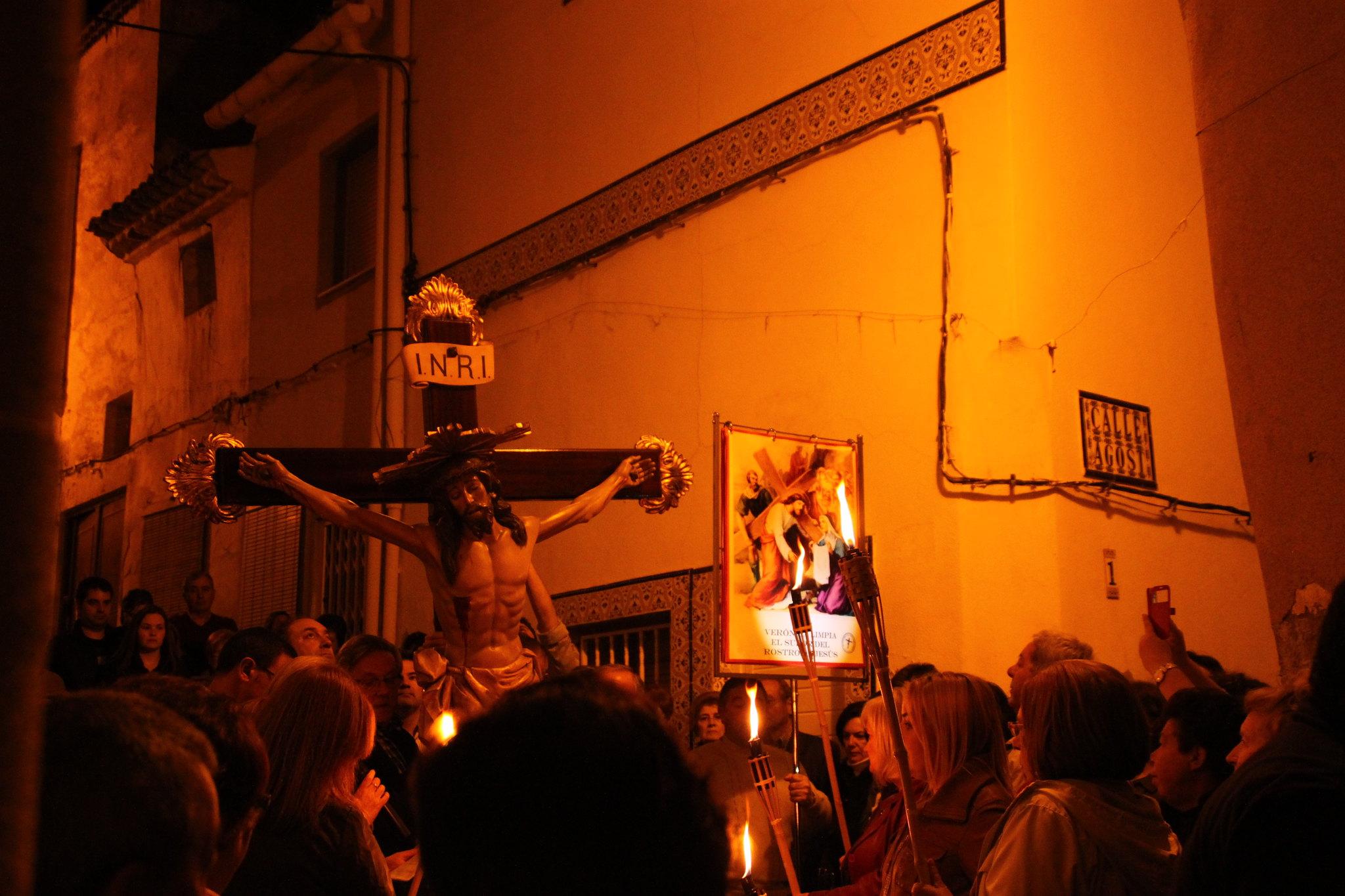 (2014-04-01) -  V Vía Crucis nocturno - Javier Romero Ripoll (33)