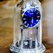 Open workings clock