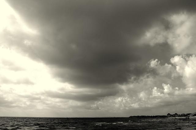 Fehmarn - der Sturm....