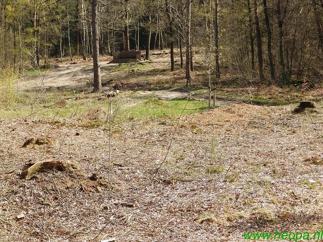 2016-04-12         2 daagse Lunteren      1e dag  25 Km  (79)