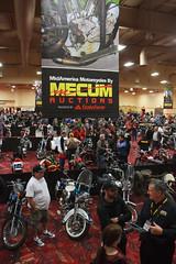 Mecum Motorcycle Auction 2016
