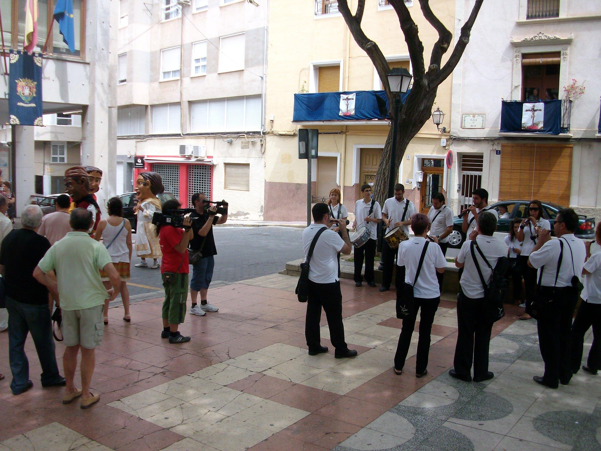 (2011-07-03) - Pasacalle Gent de Nanos -  José Vicente Romero Ripoll (08)