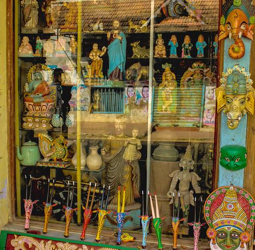 palimpset- shop window , Mattanchery, Kochi | by Paul Varuni