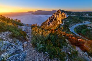 Sunset provençal | by Fujjii images