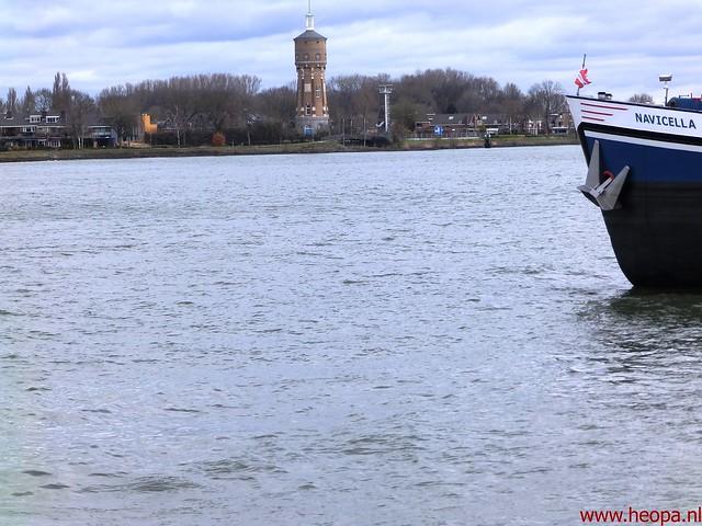 2016-03-23 stads en landtocht  Dordrecht            24.3 Km  (26)