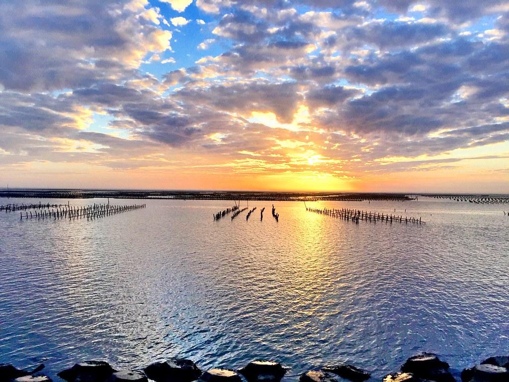 Beautiful Sunset At East Stone Fisherman S Wharf Kenny