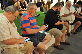 Fat Guys With Slim Phones and Beards | by emilio labrador