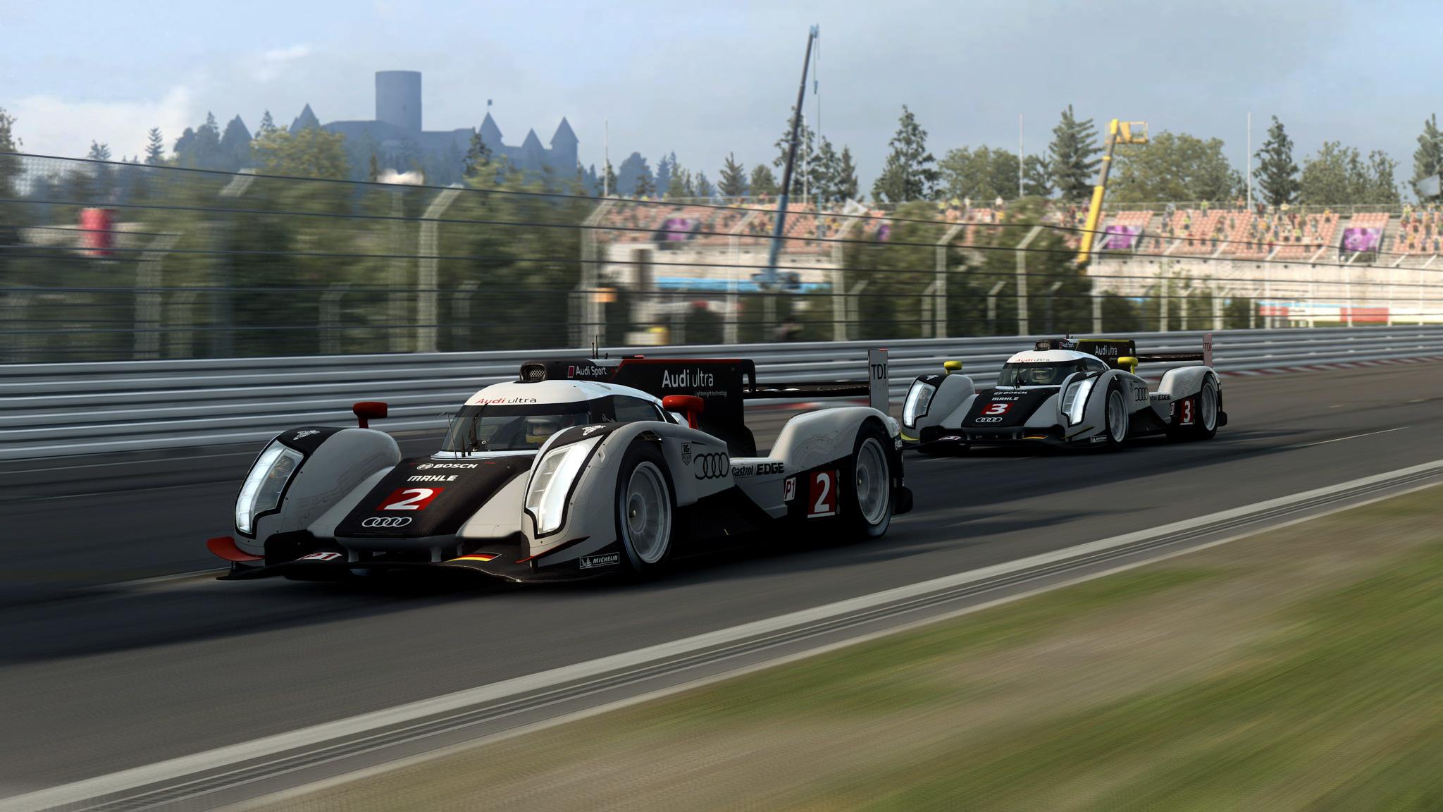 RaceRoom  Audi R18