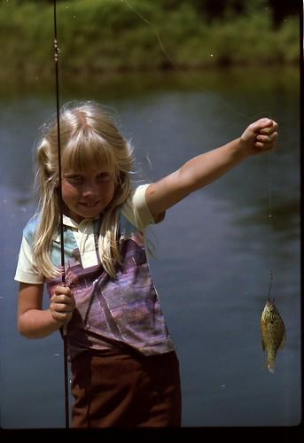 First Catch | by sydandsaskia