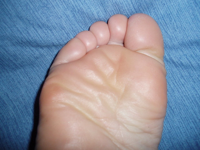 Five Toes and a Sole