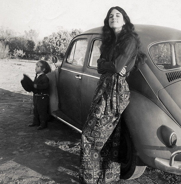 Colleen and Seth - Colfax, CA  1971