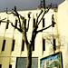 Hiver banlieux Paris