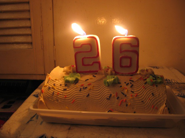 By Cegiehd My 26th Birthday Cake