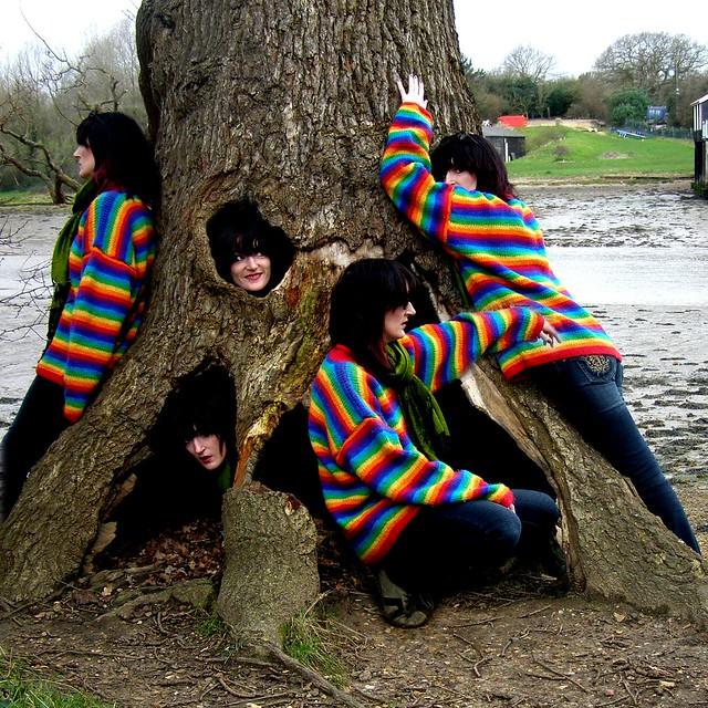 365 Days - Day 71 - Hippy Tree Huggers