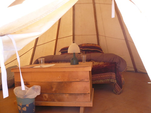 Tipi suite at West Grand Canyon Ranch | by gruntzooki