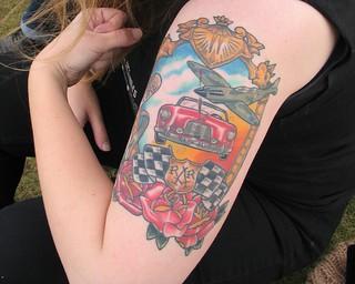 My new tattoo! | by TheObviousChild