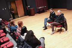 Theater Master Class with Dracula Cast Members
