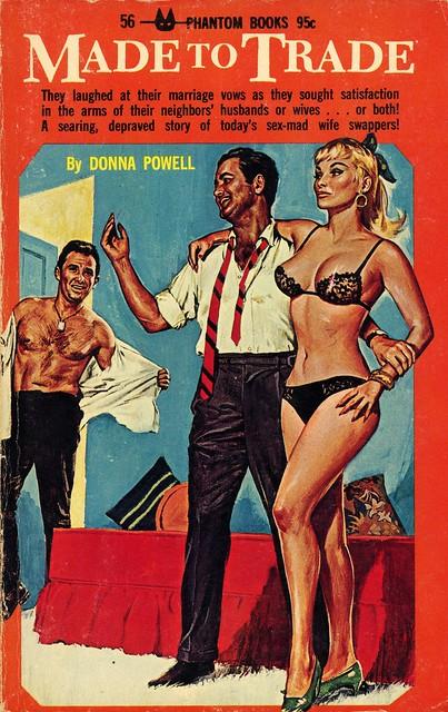 Phantom Books 56 - Donna Powell - Made to Trade