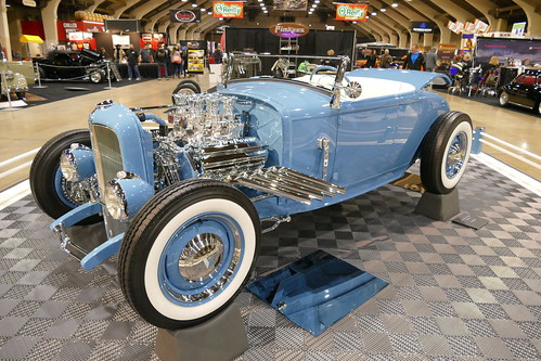 BLUE BAYOU 1931 Ford roadster | by bballchico