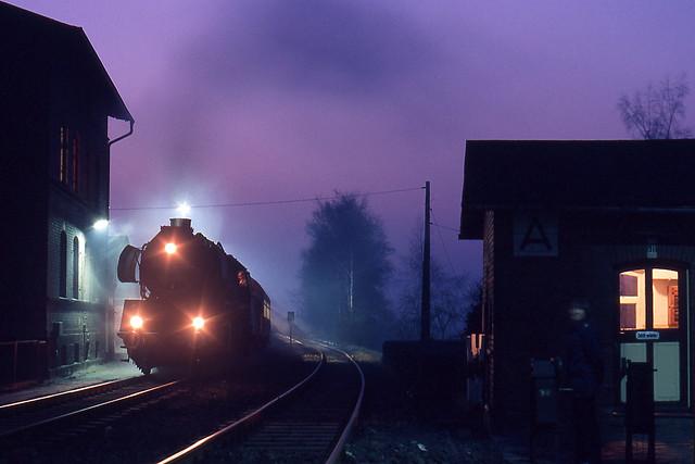 DR 50 3662 Eilenstedt (DDR) 16 februari 1988