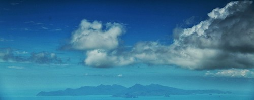 thailand malaysia tarutao island clouds sea blue view yachtpagos
