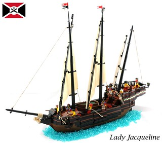 Lady Jacqueline | by Ayrlego