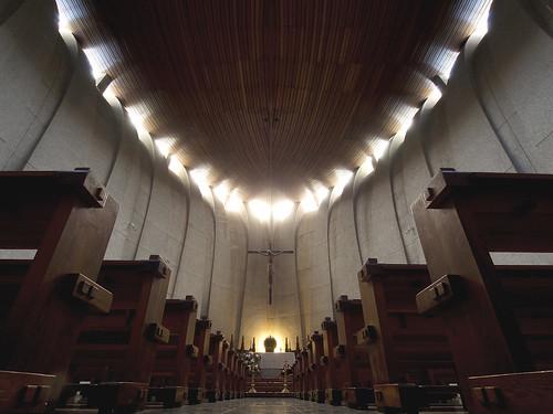 Fisherman's Church - Javea, Spain