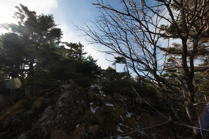 大峰山 登山