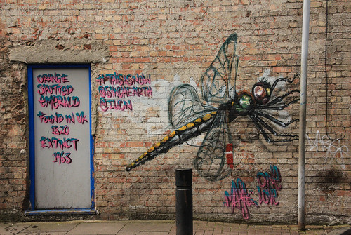 Street Art: Bethnal Green | by Mabacam
