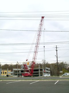 Future Penn Medicine Cherry Hill NJ Garage | A concrete fram