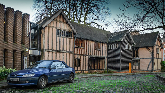 Coventry Registry Office (13th-15th C restored 20th C)