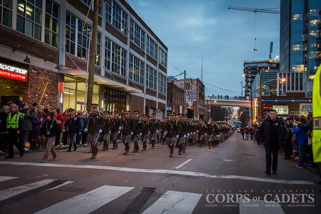 2015 Music City Bowl in Nashville, TN.