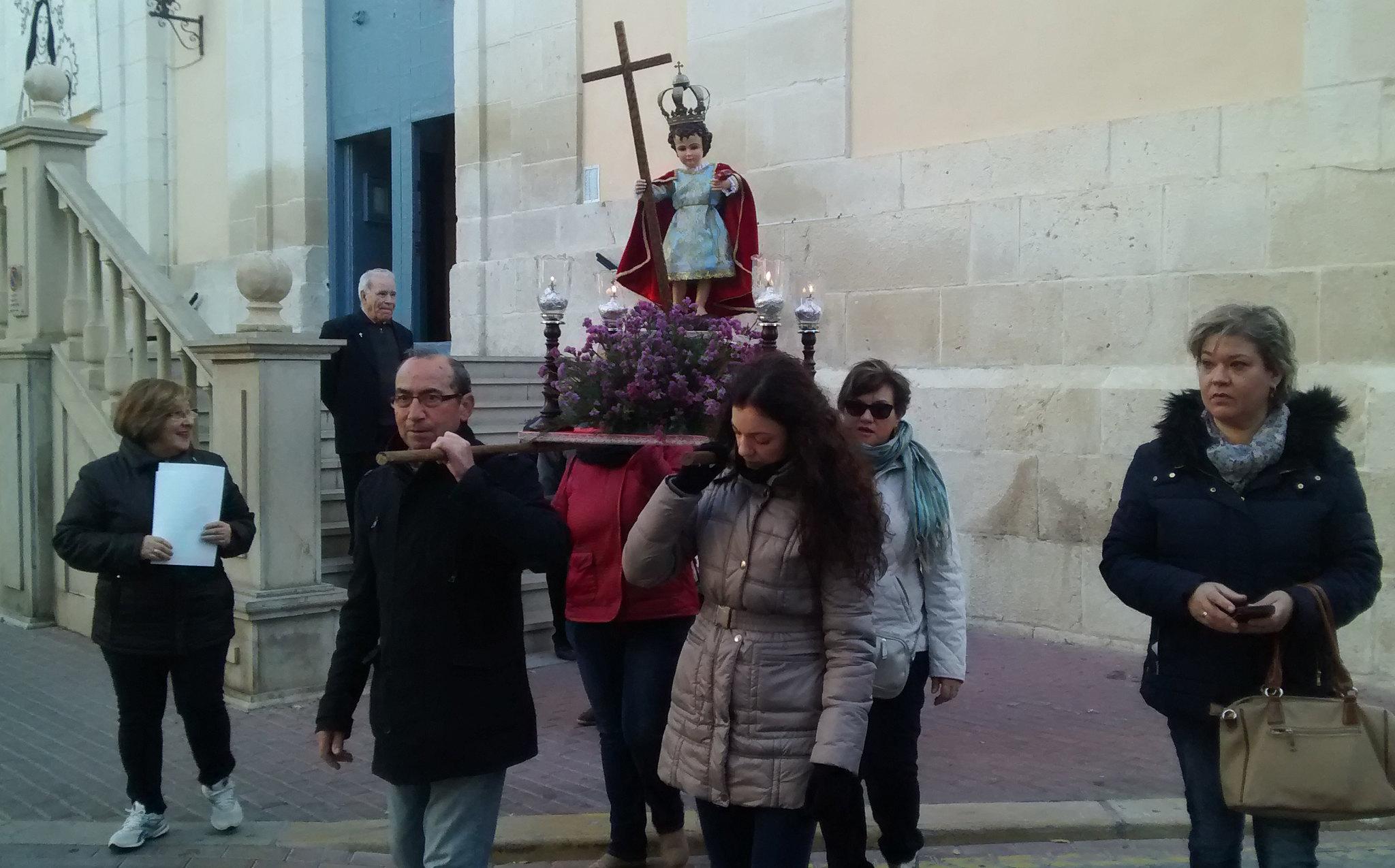 (2015-12-19) - Peregrinación 5 lugares de Culto de Petrer - José Vicente Romero Ripoll (19)