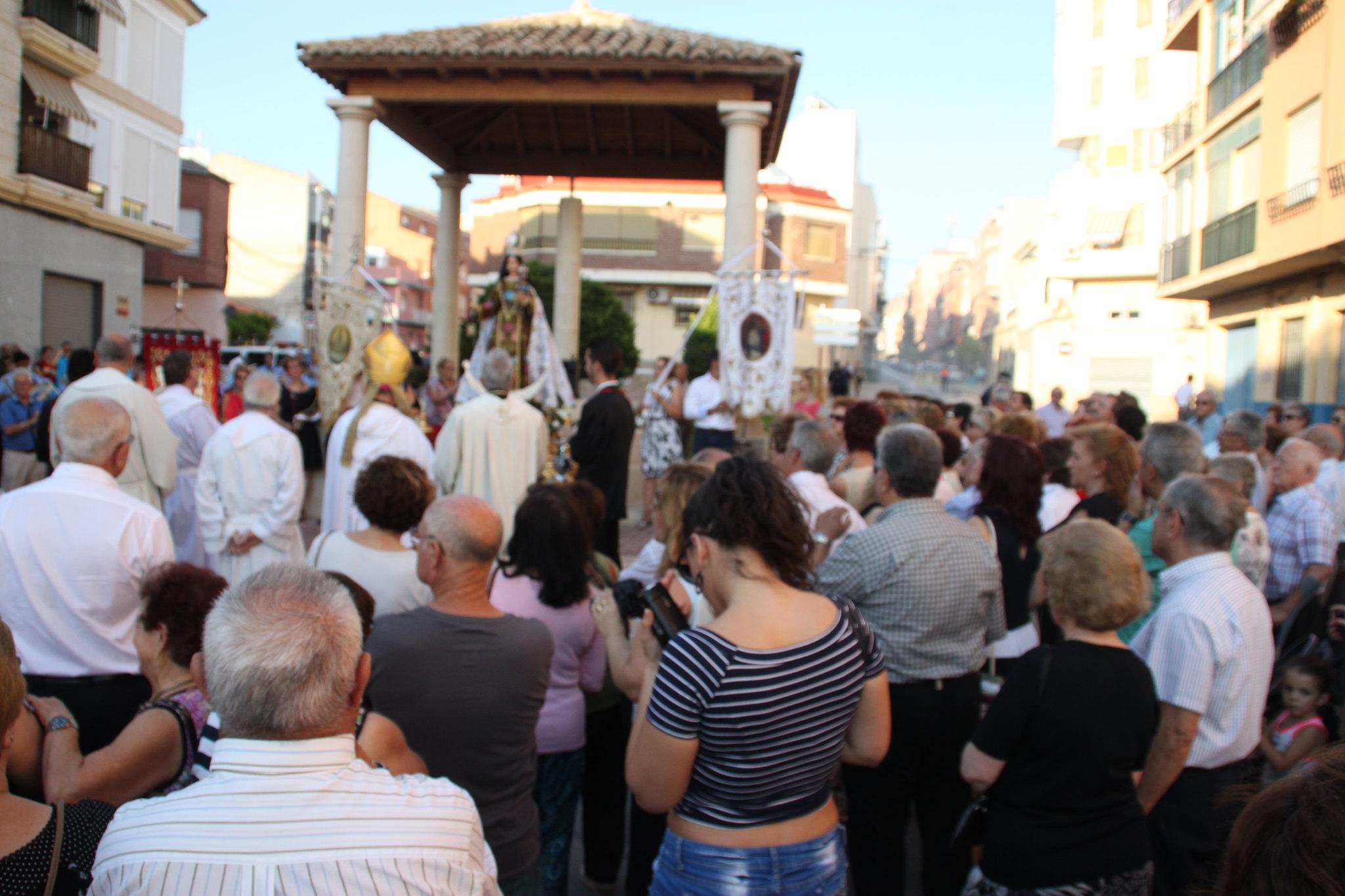 (2015-07-12) - Virgen del Carmen, parroquia La Santa Cruz - Javier Romero Ripoll (111)