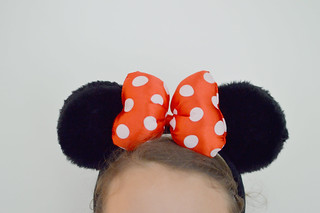Minnie Mouse Ears | by jeffdjevdet