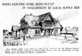 'Electric Show House' at 1550 West 29th Avenue (1922) | by Heritage Vancouver
