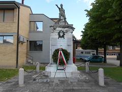 monumento ai caduti, Castelbaldo