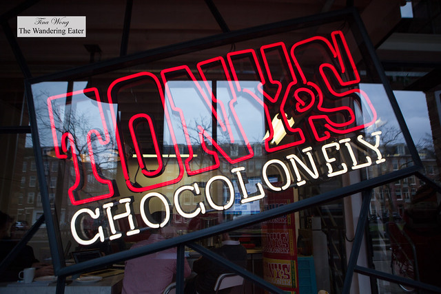 Tony's Chocolonely chocolate bars - a chocolate brand with a conscience