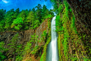 Towering Tunnel Falls | by Infinite Dust