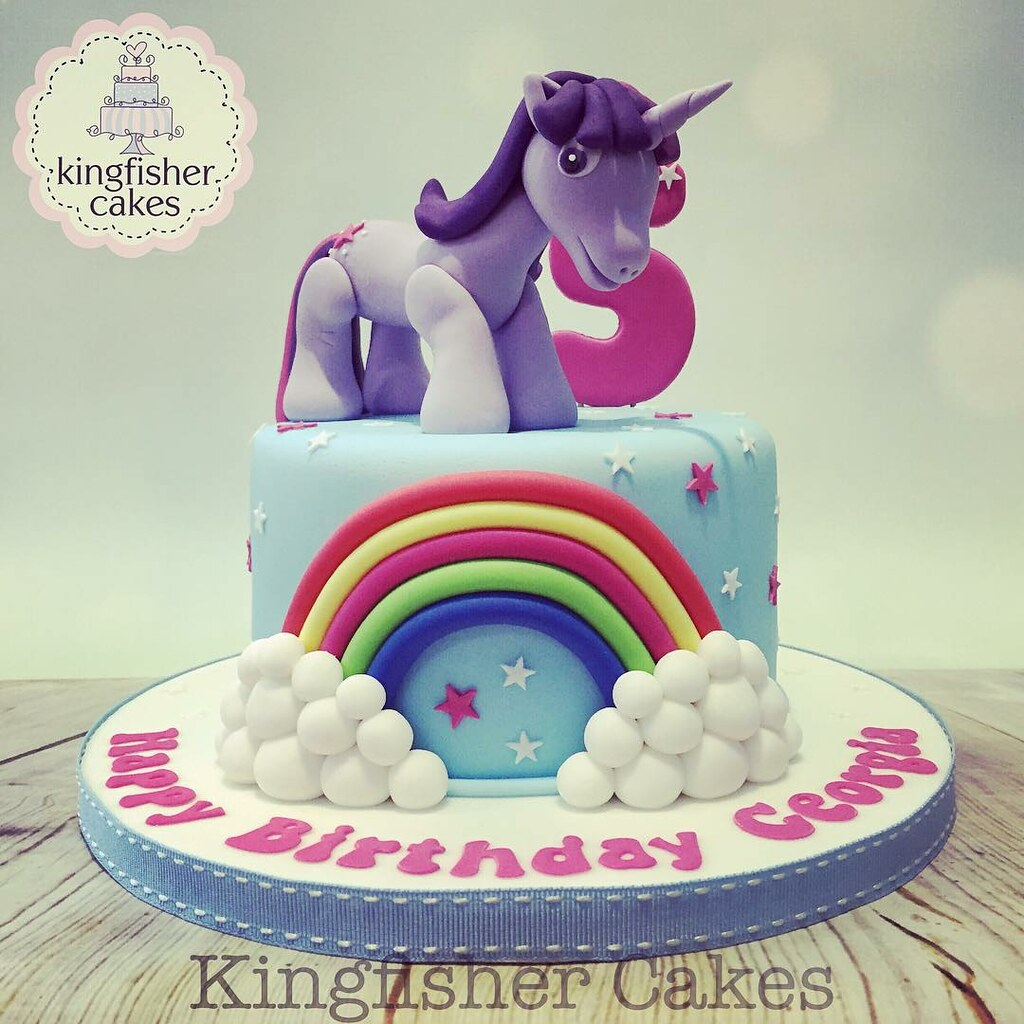 Phenomenal Another Of My Weekends Cakes A My Little Pony Twilight S Flickr Funny Birthday Cards Online Overcheapnameinfo